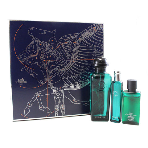 HE43M - Eau D'Orange Verte 3 Pc. Gift Set For Men