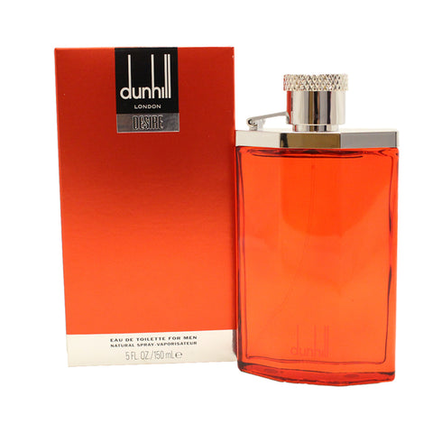 DE50M - Desire Eau De Toilette for Men - 5 oz / 150 ml Spray