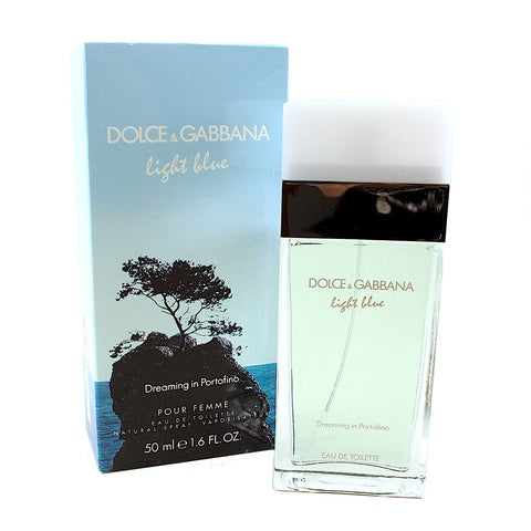 LBDP16 - Dolce & Gabbana Dolce & Gabbana Light Blue Dreaming In Portofino Eau De Toilette for Women 1.6 oz / 50 ml