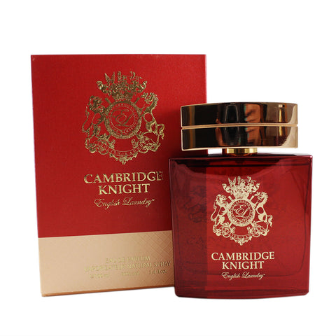 CAM34M - Cambridge Knight Eau De Parfum for Men - 3.4 oz / 100 ml Spray