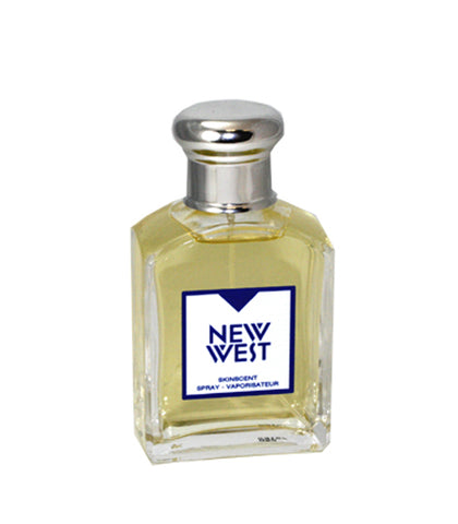 NE34MT - New West Skin Scent for Men - Spray - 3.4 oz / 100 ml - Tester