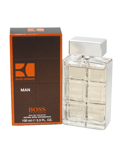 BOM21 - Boss Orange Man Eau De Toilette for Men - 3.3 oz / 100 ml Spray