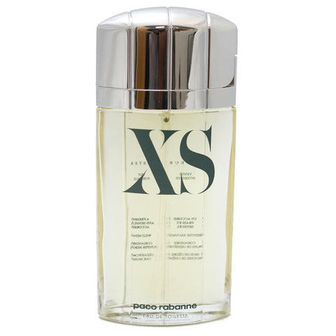 XS09M - Xs Aftershave for Men - 3.3 oz / 100 ml