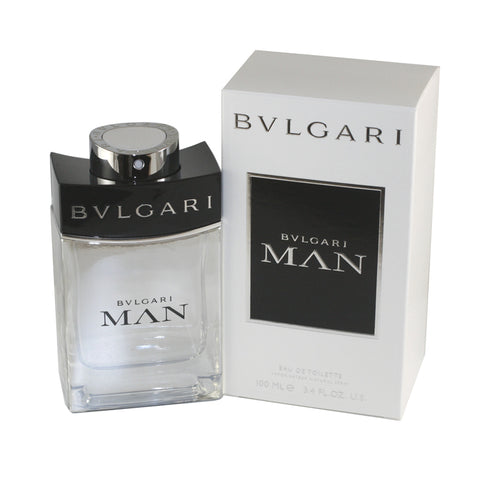 BVM35M - Bvlgari Man Eau De Toilette for Men - Spray - 3.4 oz / 100 ml