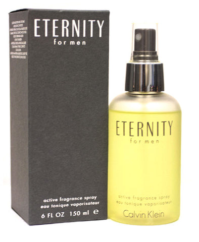 ET56M - Eternity Active Fragrance for Men - Spray - 6 oz / 150 ml