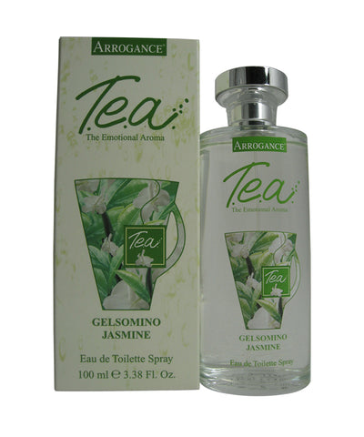 ARM28 - Arrogance T.E.A Jasmine Eau De Toilette for Women - 3.38 oz / 100 ml Spray