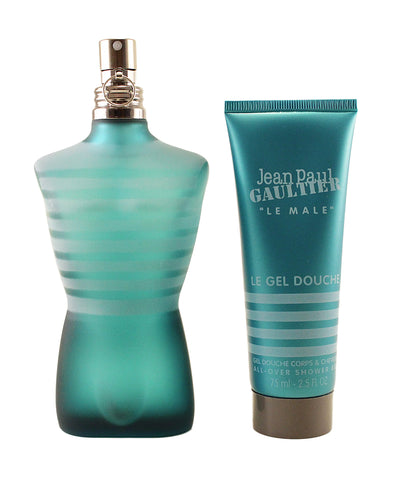 JE73M - Jean Paul Gaultier Le Male 2 Pc. Gift Set for Men - Default Title