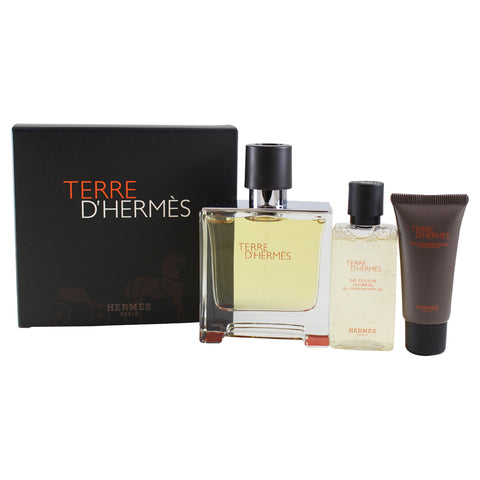 TER37M - Terre D' Hermes 3 Pc. Gift Set for Men