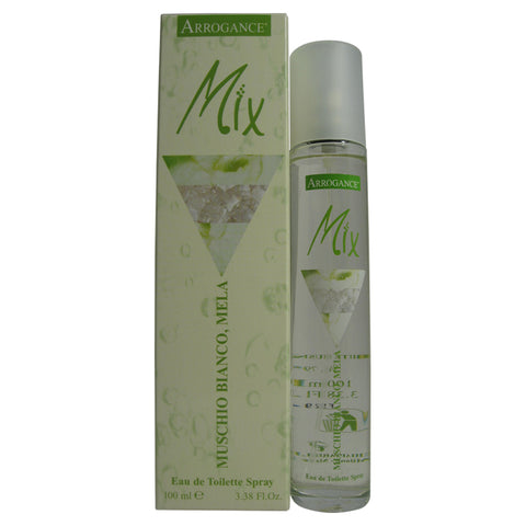ARRW4-P - Arrogance Mix White Musk Apple Eau De Toilette for Women - Spray - 3.38 oz / 100 ml