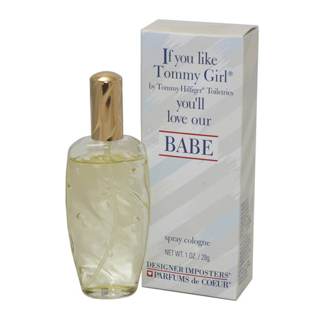 BAB10 - Babe Parfum for Women - Spray - 1 oz / 28 g