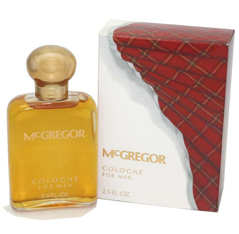 MCG25M - Mcgregor Cologne for Men - Splash - 2.5 oz / 75 ml