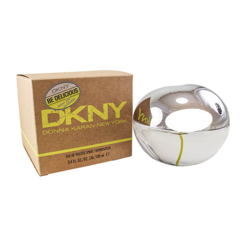 DKN11 - Dkny Be Delicious Eau De Toilette for Women - 3.4 oz / 100 ml Spray