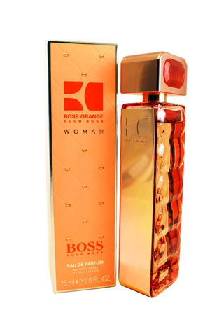BSS26 - Boss Orange Eau De Parfum for Women - Spray - 2.5 oz / 75 ml
