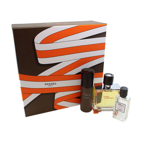 TER328M - Terre D' Hermes 3 Pc. Gift Set for Men