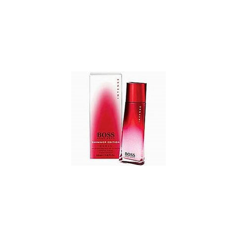 BOS95W-X - Boss Intense Shimmer Eau De Toilette for Women - Spray - 1.6 oz / 50 ml