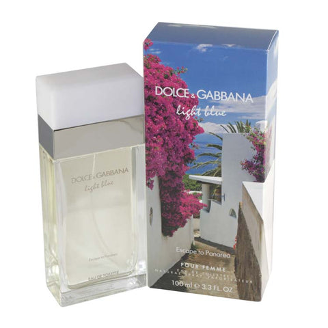 LBE33 - Light Blue Escape To Panarea Eau De Toilette for Women - 3.3 oz / 100 ml Spray