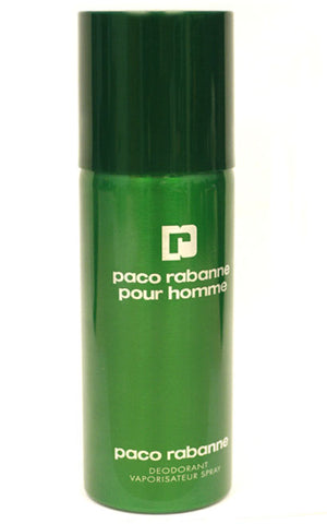 PA118M - Paco Rabanne Deodorant for Men - Spray - 5.1 oz / 150 ml