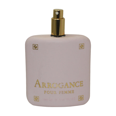 ARM35T - Arrogance Pour Femme Eau De Toilette for Women - 3.33 oz / 100 ml Spray Tester