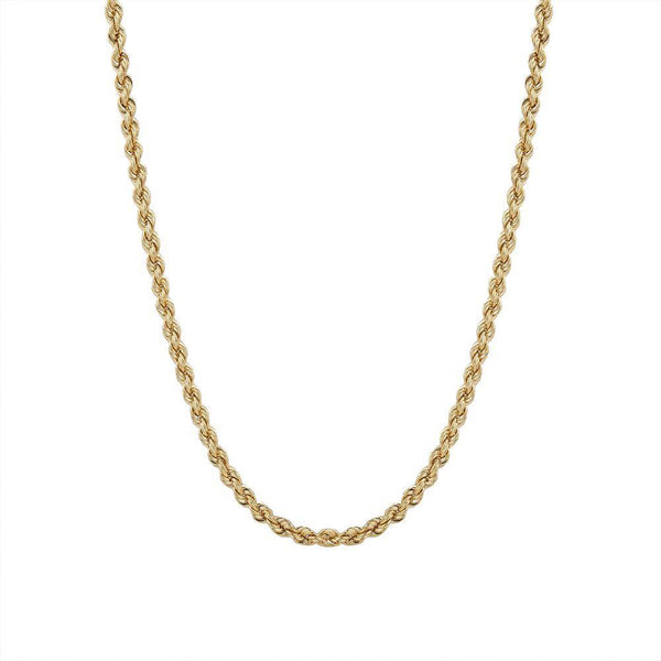 Rope Chain Necklace 4mm