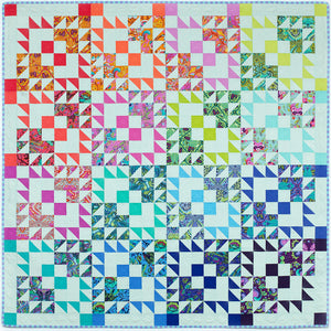 Electric Pop Quilt Pattern
