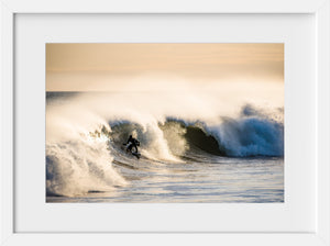 Riley Sunset Surf #1  //  Surf Photography