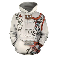 Load image into Gallery viewer, JH Guitar Hoodie