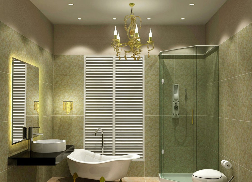 Convert Your Bathroom As Most Coveted Corner Of Your Home