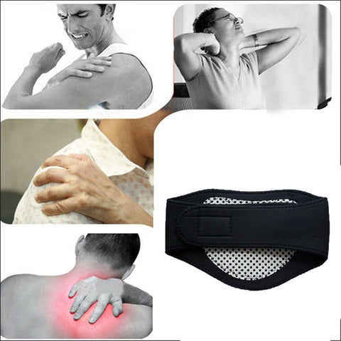 Health Care Self-heating Neck Protector Massager