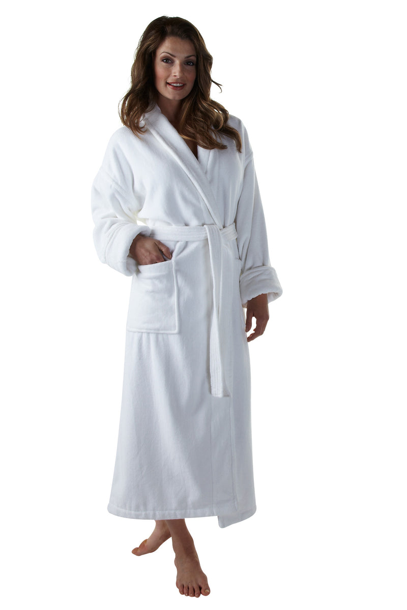 The King Bathrobe - 16oz Velour