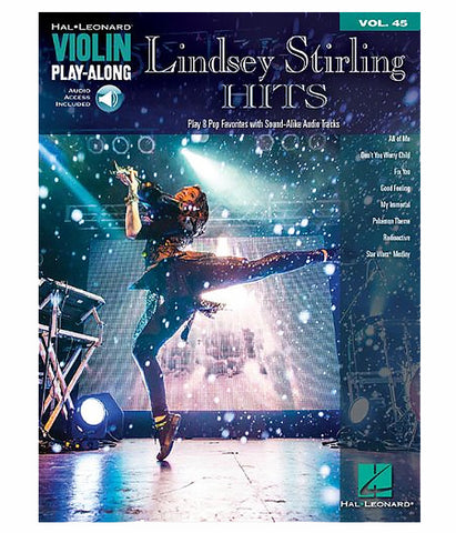 Lindsey Stirling Hits Music Book