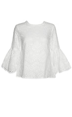 Colby White Lace Blouse