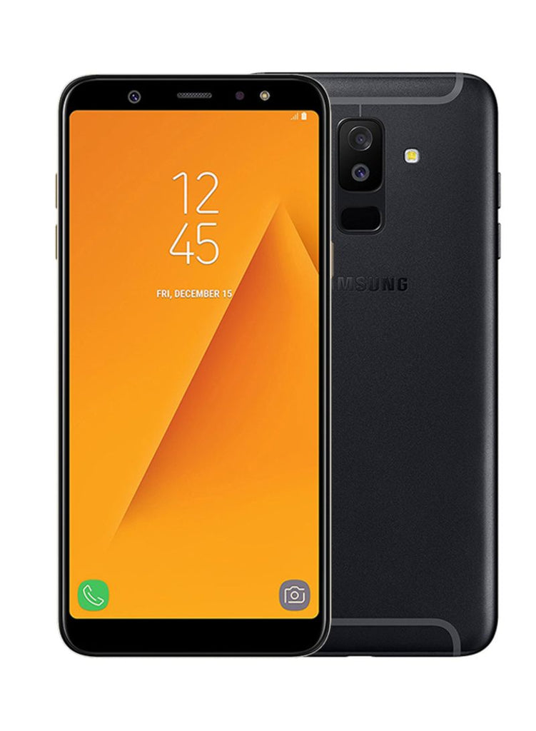 Galaxy A6 Plus Dual SIM Black 64GB 4G LTE