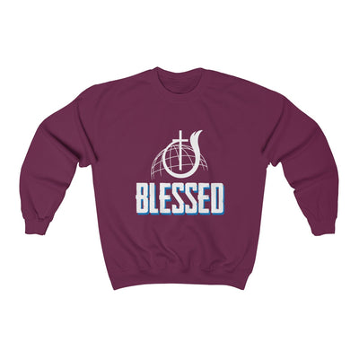 Blessed Forever Unisex Heavy Blend™ Crewneck Sweatshirt