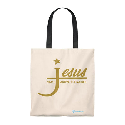 Tote Bag - Vintage - Jesus Name Above All Names