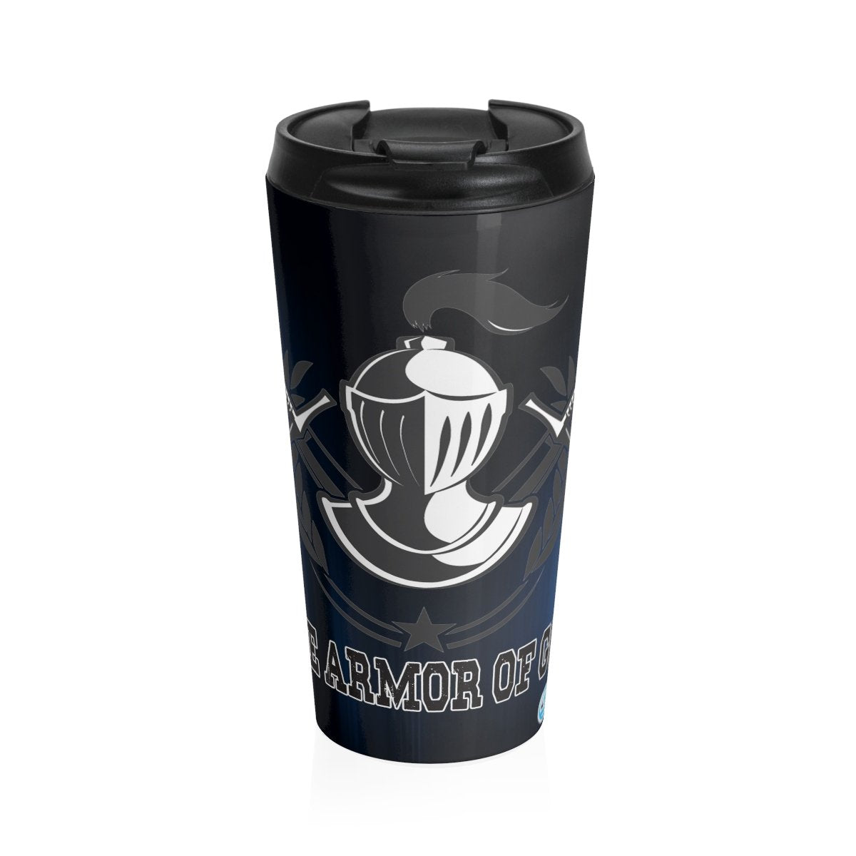 Stainless Steel Travel Mug - The Armor of God