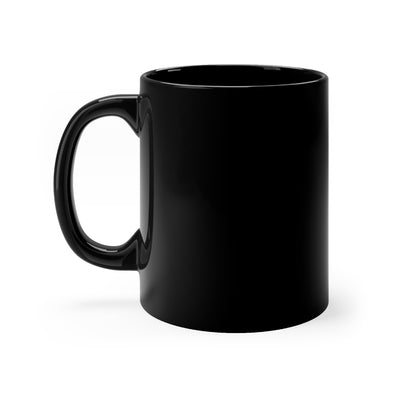 Blessed to you Black mug 11oz