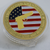 Pro 2nd Amendment Golden Full Color Collectors Coin