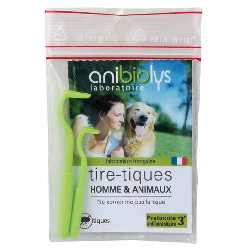 Anibiolys - Tire tiques