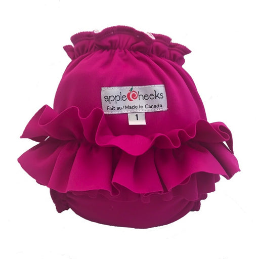APPLECHEEKS - Maillot de bain lavable - Berry Much