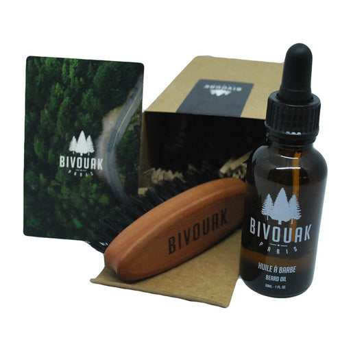 Bivouak - Coffret duo barbe bio