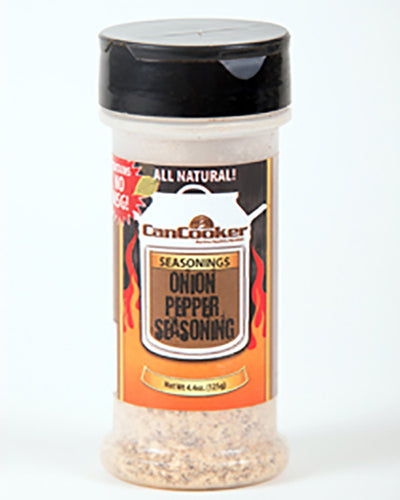 Can Cooker Onion Pepper Seasoning