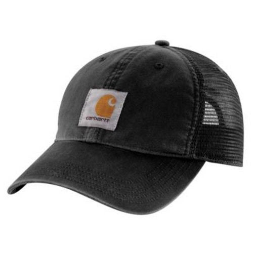 Carhartt Men''s Buffalo Mesh Back Cap
