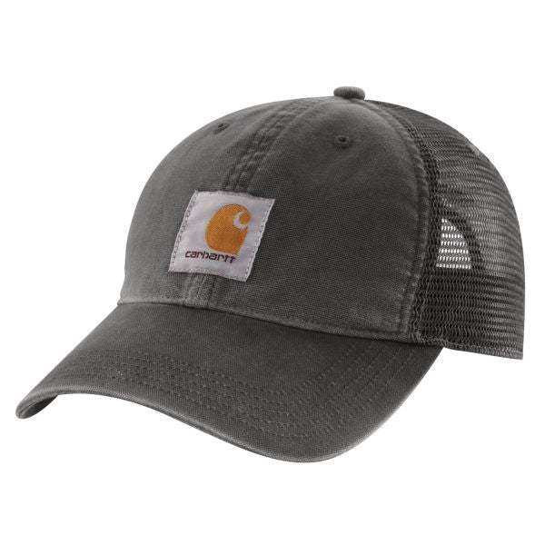 Carhartt Men's Buffalo Mesh Back Cap