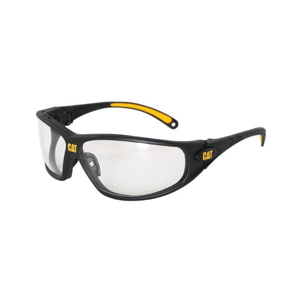 CAT Safety Glasses Clear Lens