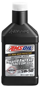 Amsoil Signature Series 5W-50 Synthetic Motor Oil