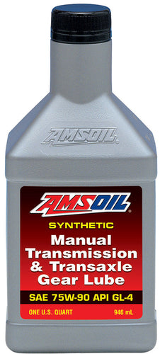 Amsoil Synthetic Manual Transmission & Transaxle Gear Lube 75W-90