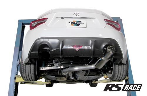 GReddy Revolution RS-Race Catback Exhaust (BRZ/86) 2017-2019