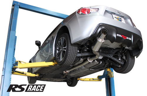 GReddy Revolution RS-Race Catback Exhaust (BRZ/86) 2013-2016
