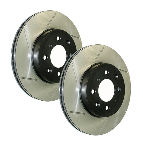 StopTech Sport Slotted Brake Rotor (rear left) ST18x
