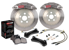 Load image into Gallery viewer, Stoptech Trophy Sport Big Brake Kit 4 Piston Caliper 300x32mm Slotted 2-Piece Rotor (BRZ/FRS) 2013-2016